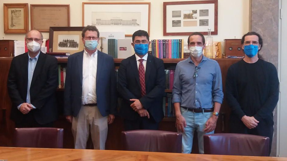 Doctor Lionel Marraffa joins IST as Visiting Professor